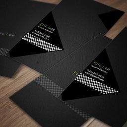 business card template psd file