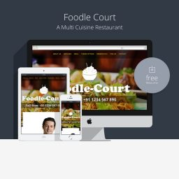 foodle-court-a-multi-cuisine-restaurant-bootstrap-responsive-website-template